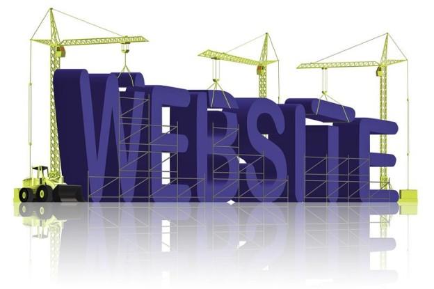 webサイト構築イメージ