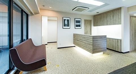 新宿オフィス内観