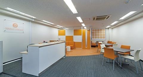 横浜オフィス内観
